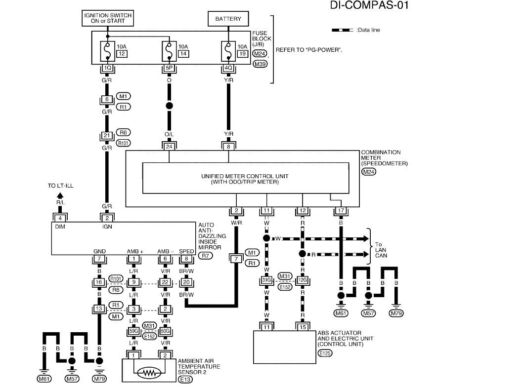 2004 Nissan Armada Wiring Diagram • Wiring Diagram For Free
