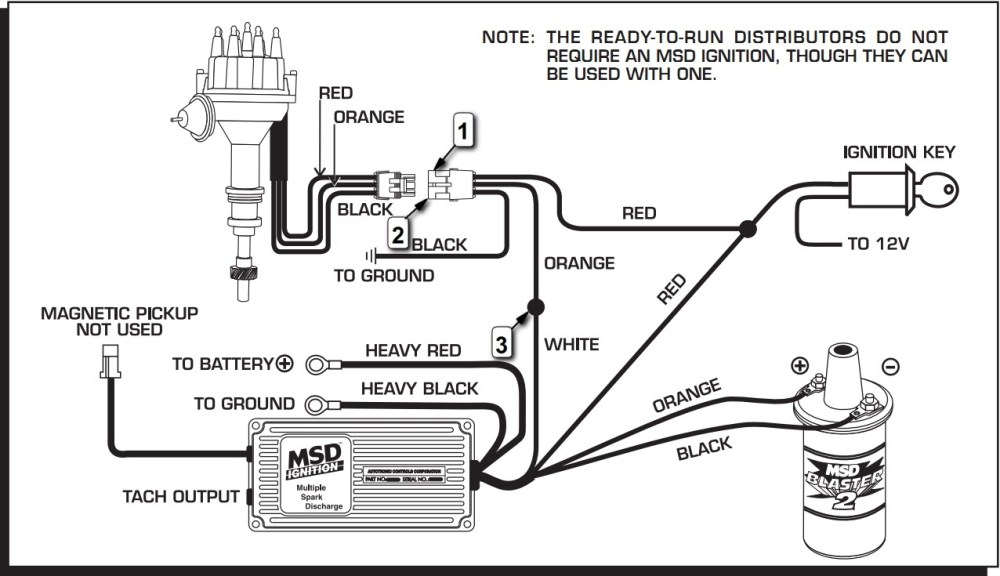 medium resolution of ford hei distributor wiring diagram