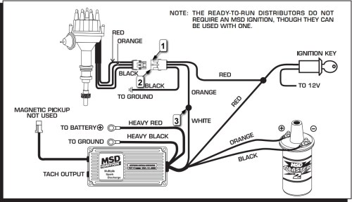 small resolution of ford hei distributor wiring diagram