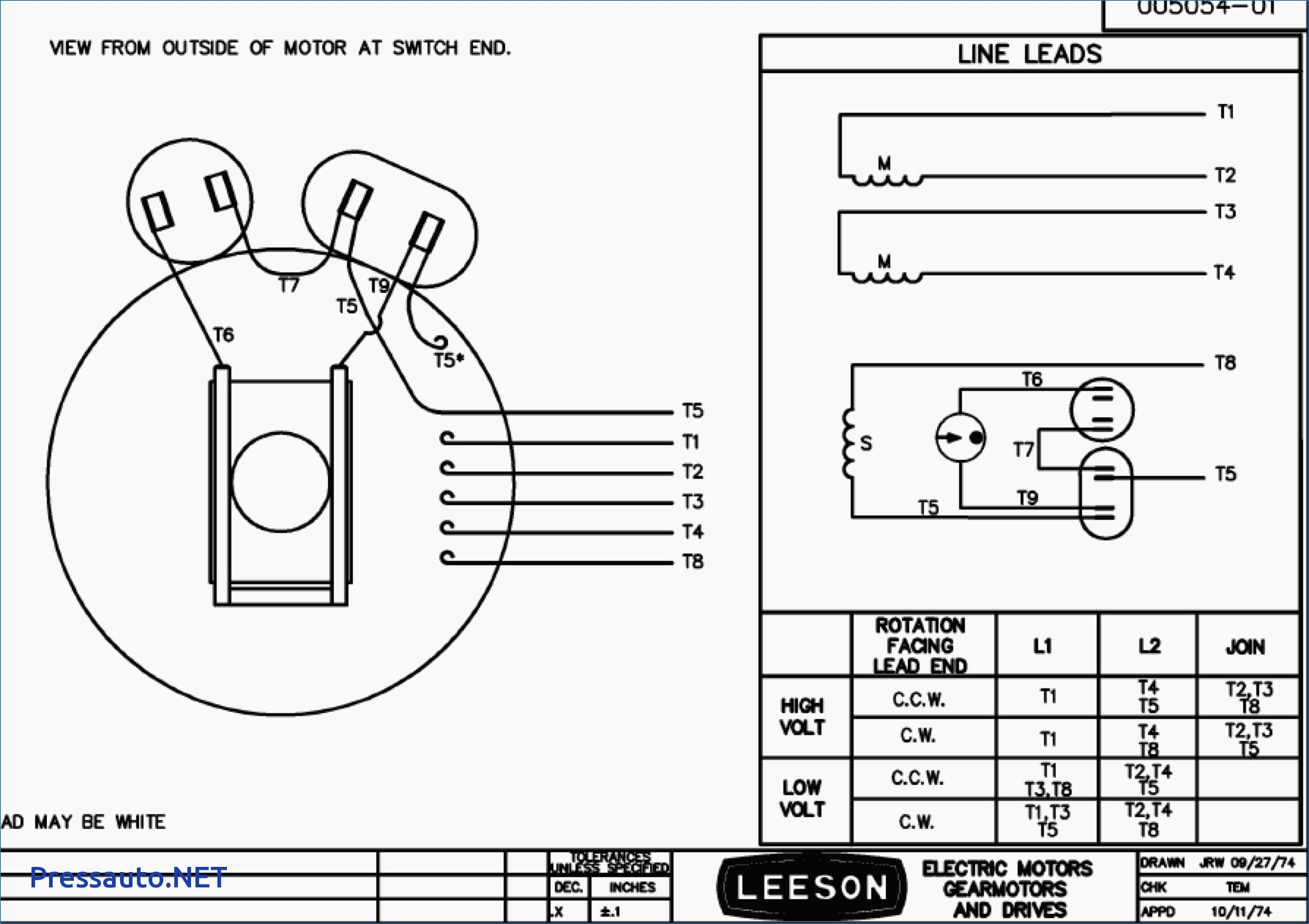 Magnetek Electric Motors Wiring Diagram. century magnetek