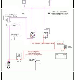 nissan h4 wiring diagram u2022 free wiring diagrams rh pcpersia org 1997 toyota tacoma headlight wiring [ 816 x 1056 Pixel ]