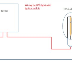 affordable hps wiring diagram with capacitor fluorescent lights chic light ballast wiring stunning diagram for hps [ 1440 x 1080 Pixel ]