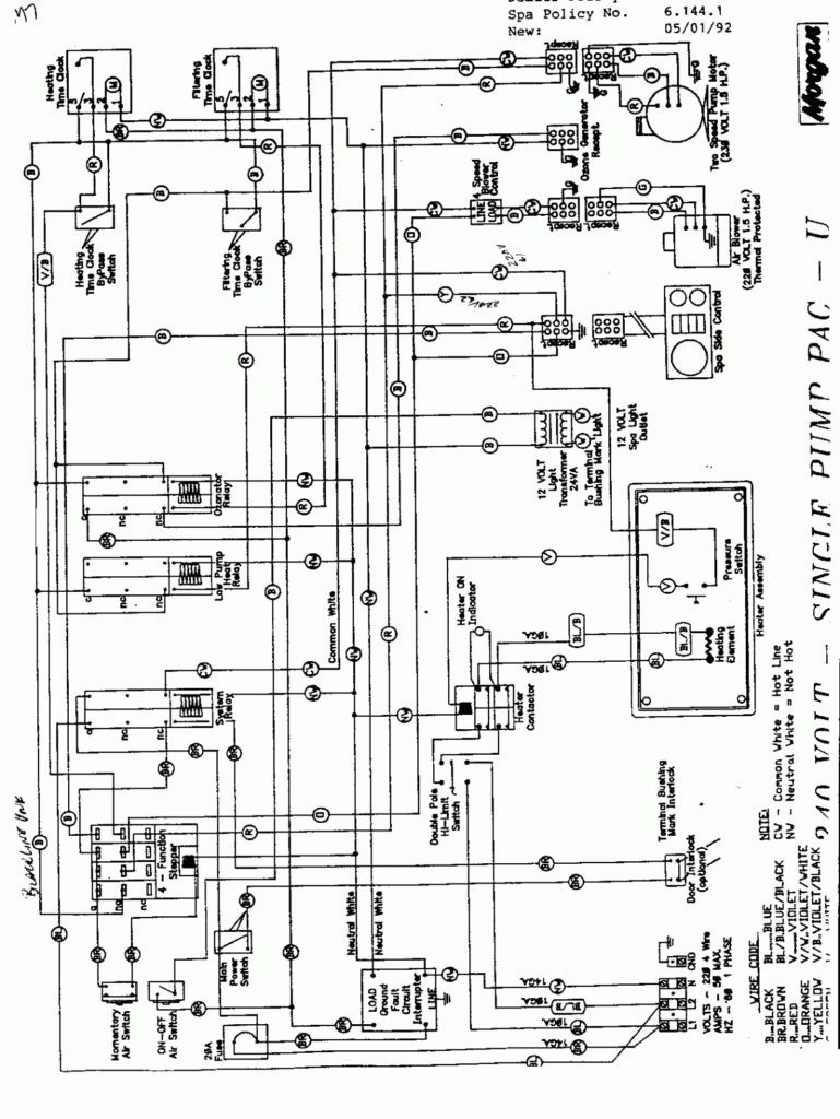 Light Wiring Diagram On Wiring Diagram For 240 Volt 3 Phase Motor