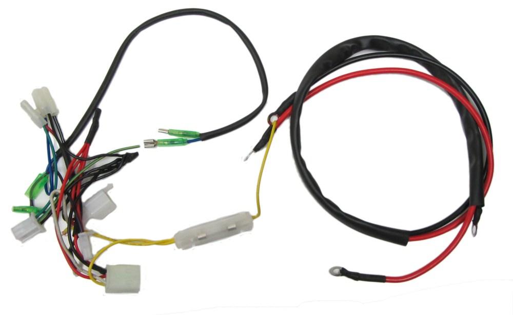 medium resolution of howhit 150 wire diagram