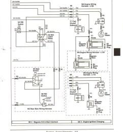 john deere gator 825i wiring diagram charging [ 1689 x 2254 Pixel ]
