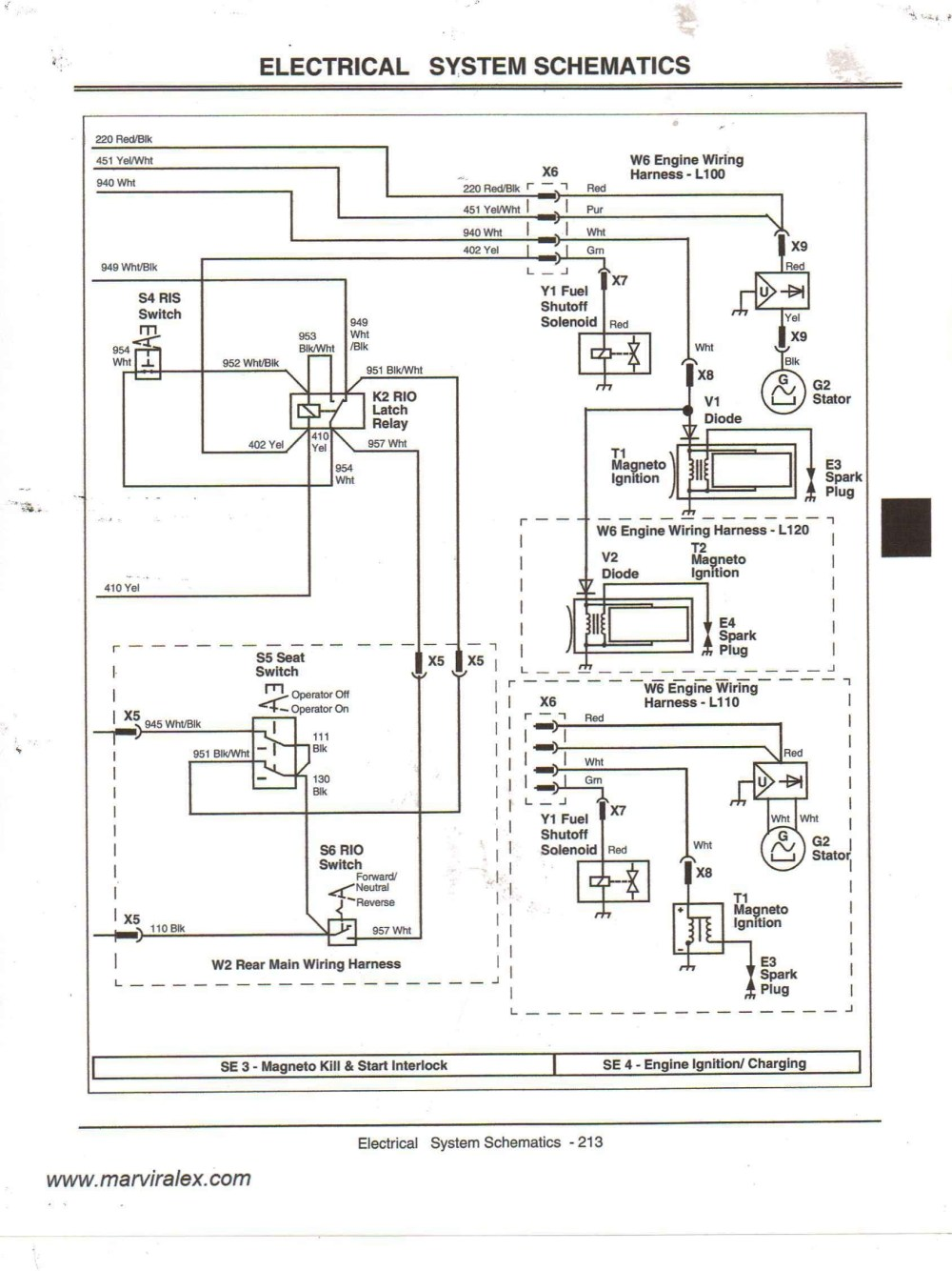 medium resolution of john deere gator 825i wiring diagram charging