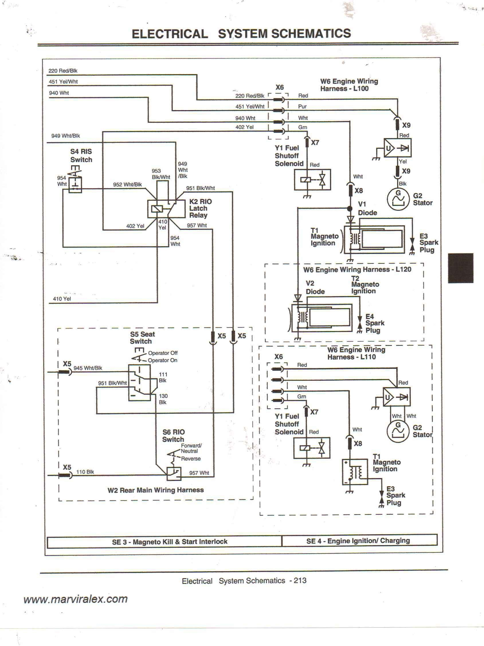 hight resolution of john deere gator 825i wiring diagram charging