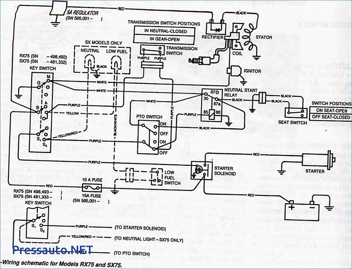 john deere 210 garden tractor wiring diagram