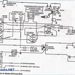 John Deere 100 Wiring Diagram H22a Harness Lawn Tractor Best Library
