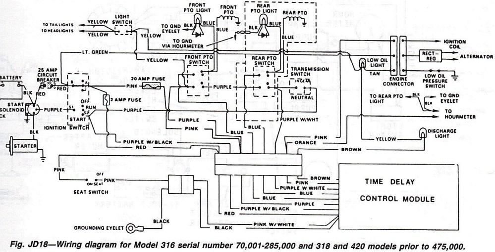 medium resolution of 116 john deere lawn tractor wiring diagram wiring library116 john deere lawn tractor wiring diagram