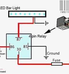 12v led light bar wiring diagram circuit and schematics nilight led switch wiring diagram 2  [ 990 x 830 Pixel ]