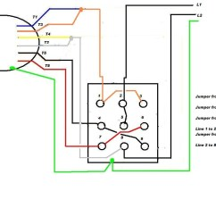 Ac Motor Wiring Diagram Capacitor Federal Signal Pa300 Siren Marathon Electric Motors Image