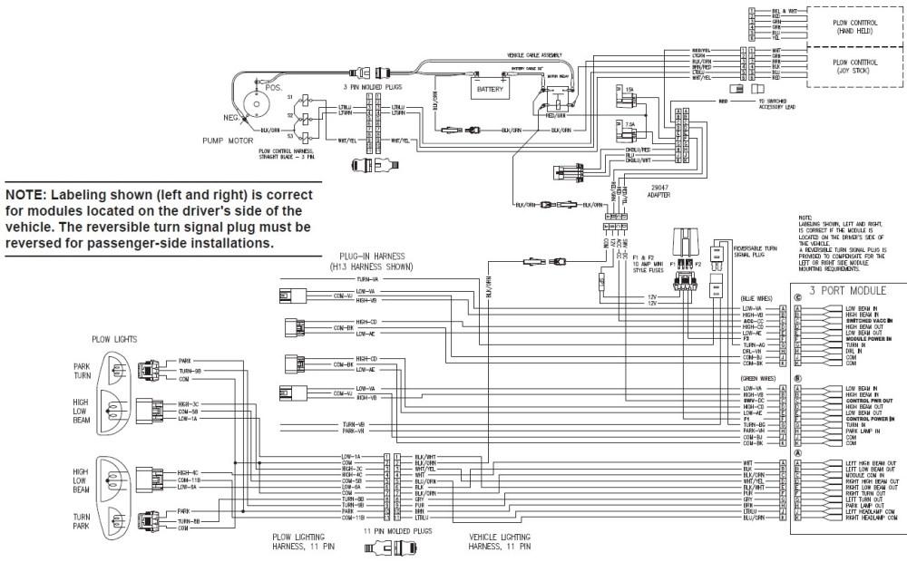 medium resolution of truck lite wiring diagram meyer trusted wiring diagrams blizzard snow plow wiring diagram peterson snow plow light wiring diagram