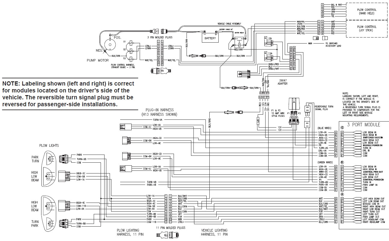 hight resolution of truck lite wiring diagram meyer trusted wiring diagrams blizzard snow plow wiring diagram peterson snow plow light wiring diagram