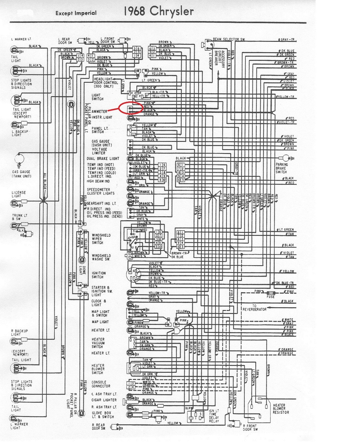 mopar electronic ignition conversion wiring diagram simple food chain