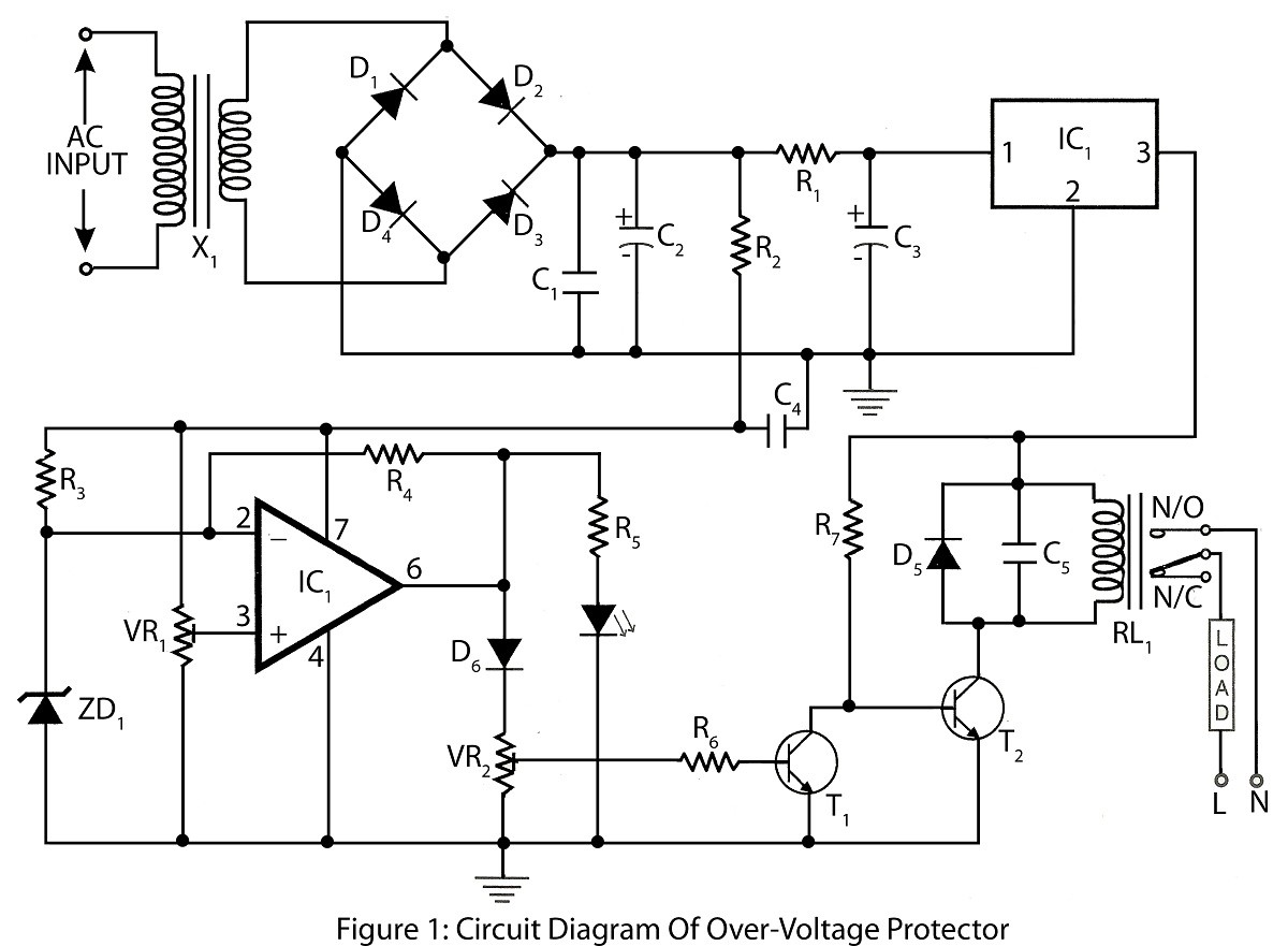 Optocoupler Relay Circuit Best Of