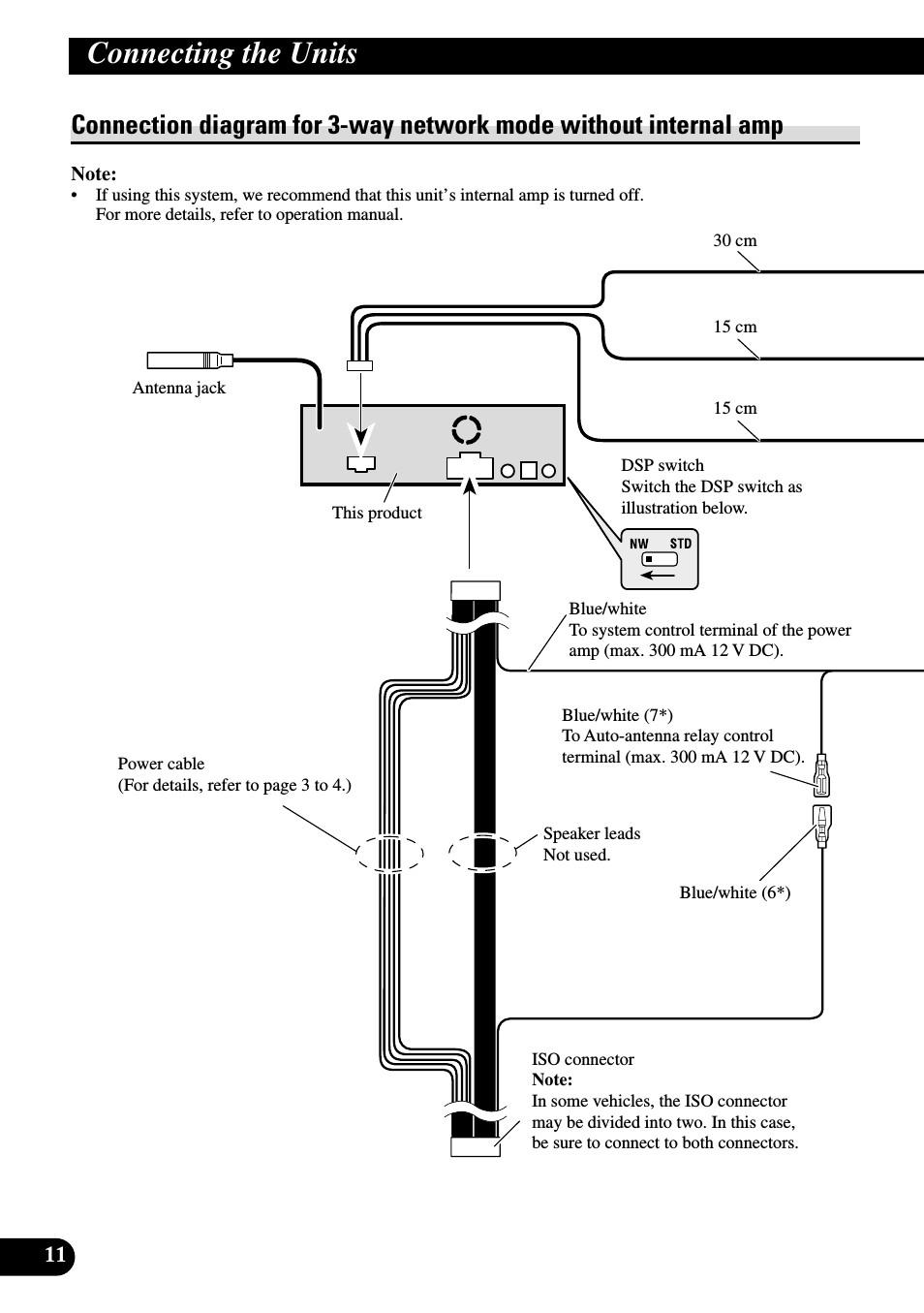 Wiring Diagram Pioneer Deh 34 15