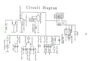 110cc Mini Chopper Wiring Diagram  Wiring Diagram