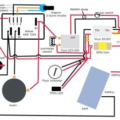 Schwinn Electric Scooter Battery Wiring Diagram Xtrons Td699g Razor 24 Volt