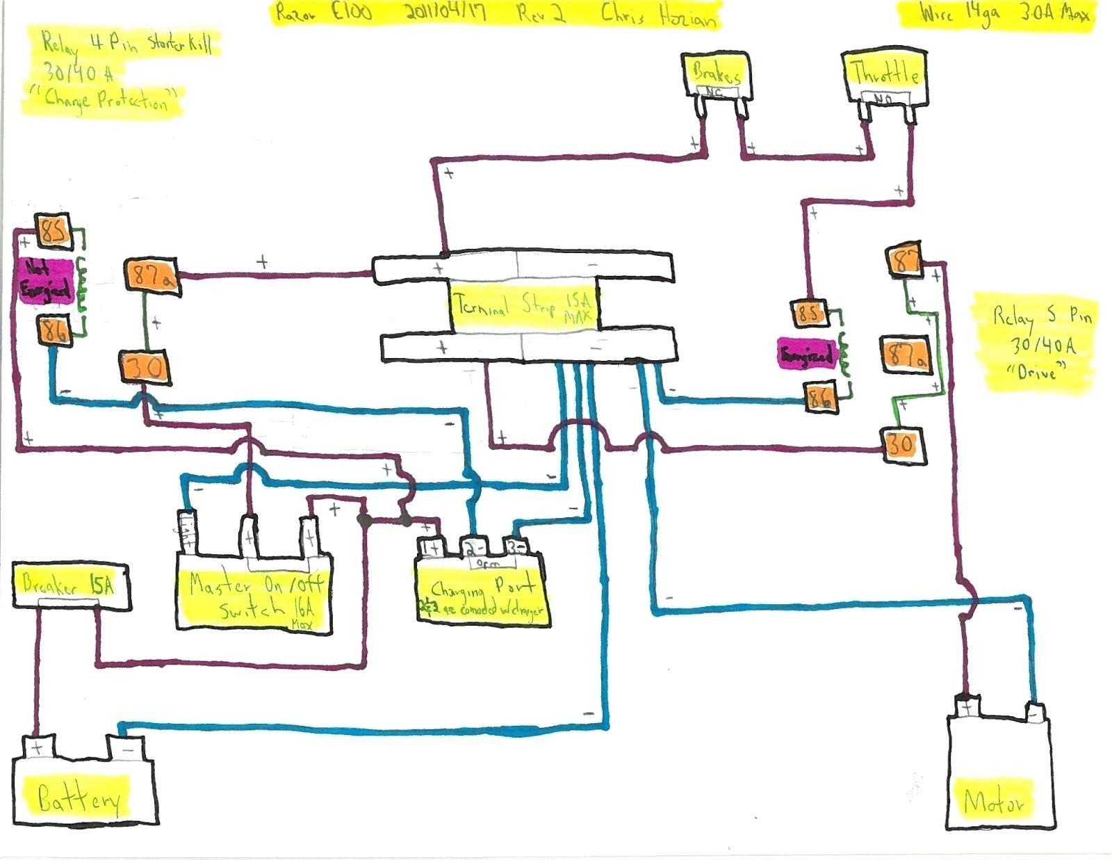 hight resolution of razor e300 wiring schematic trusted wiring diagram razor e200 parts diagram razor e200 wiring diagram