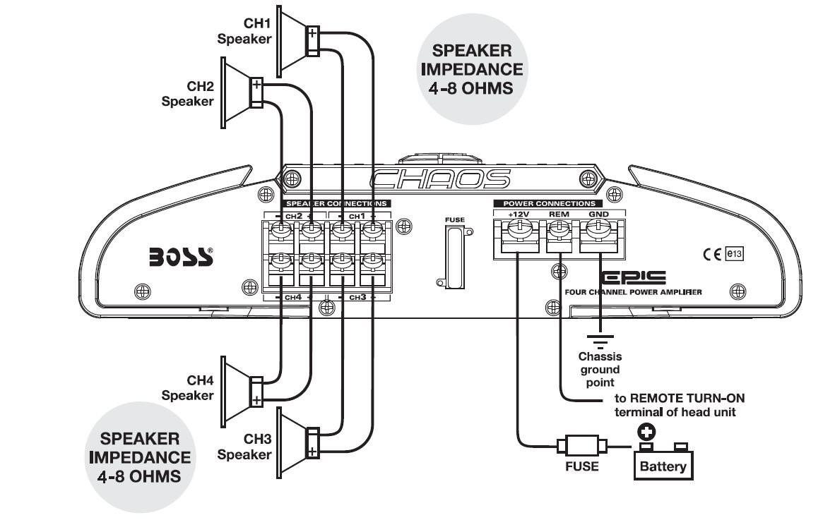hight resolution of boss audio 637 wiring diagram wiring library rh magword de boss audio amp wiring diagram bose
