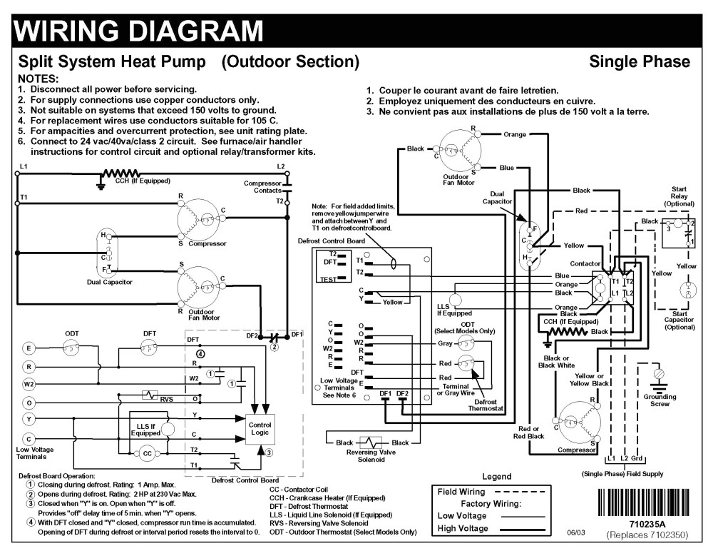 medium resolution of trane xl16i wiring diagram wiring diagram basic trane xl16i compressor wiring diagrams