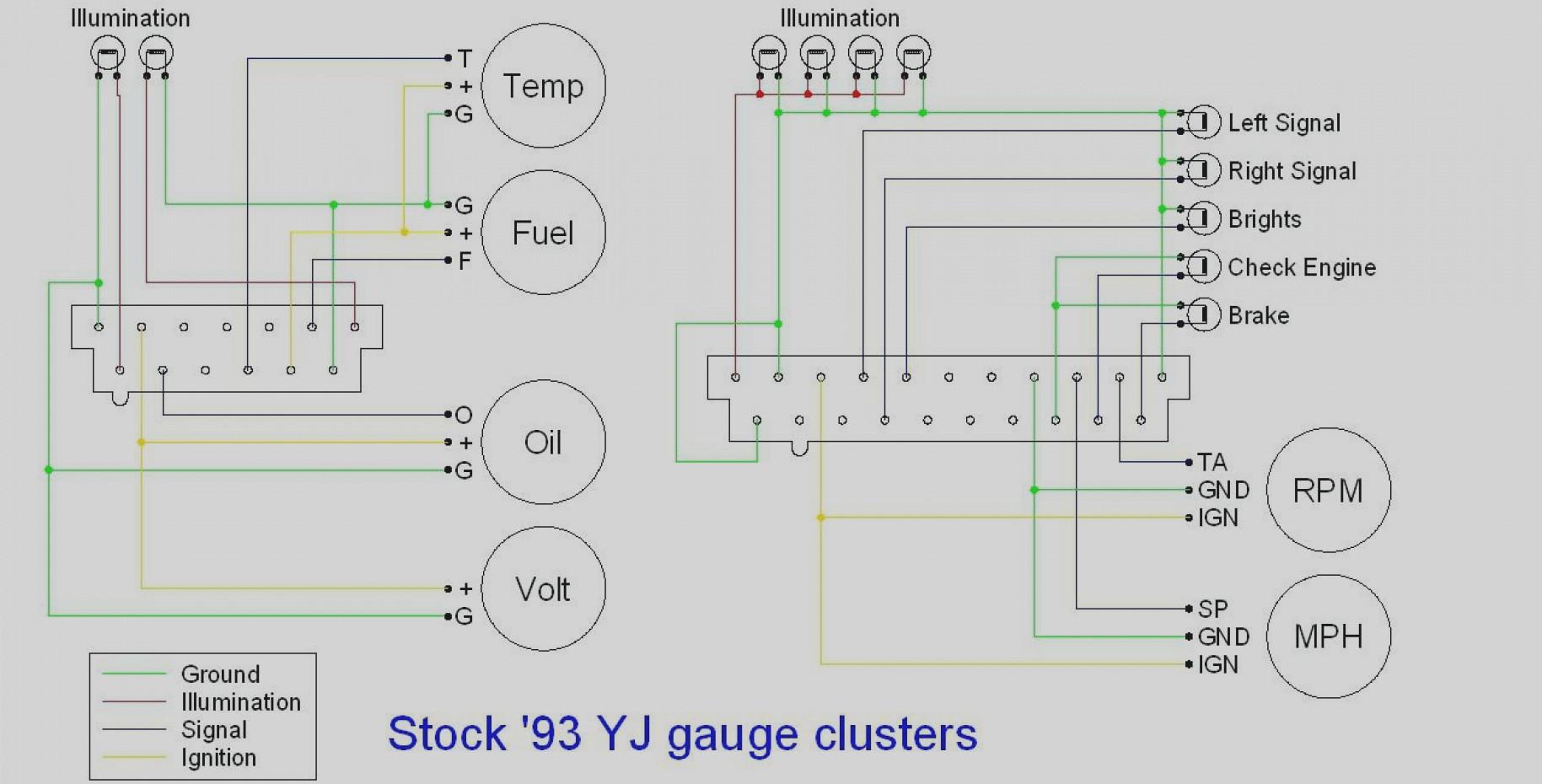 sun super tach ii wiring diagram 2018 jeep jl 2 image