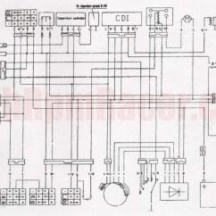 Banshee Headlight Wiring Diagram 2000 Gmc Radio Fuxin 110cc Atv Best Site Harness