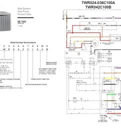 trane heat pump low voltage wiring diagram wire data schema u2022 heat pump thermostat wiring [ 1023 x 806 Pixel ]