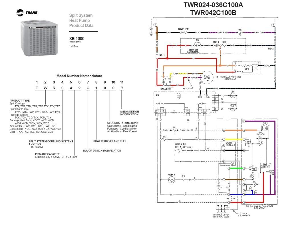 hight resolution of trane heat pump low voltage wiring diagram wire data schema u2022 heat pump thermostat wiring