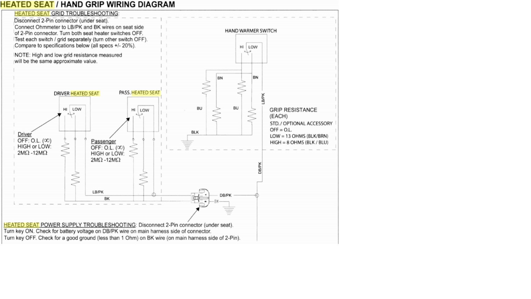 hight resolution of ski doo heated grips wiring diagram wiring diagram library u2022 rh wiringhero today