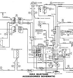 1966 mustang wiring diagram manual [ 1500 x 1036 Pixel ]