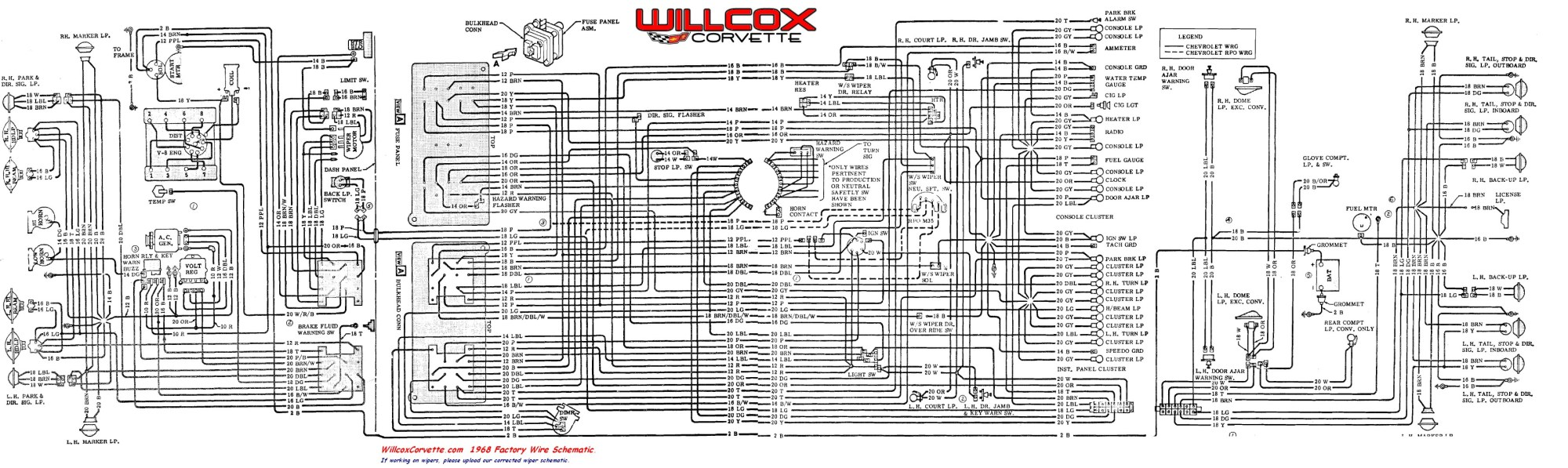 hight resolution of 1969 corvette wiring harness wiring diagram 1968 corvette wiring harness on 1982 corvette engine wiring harness