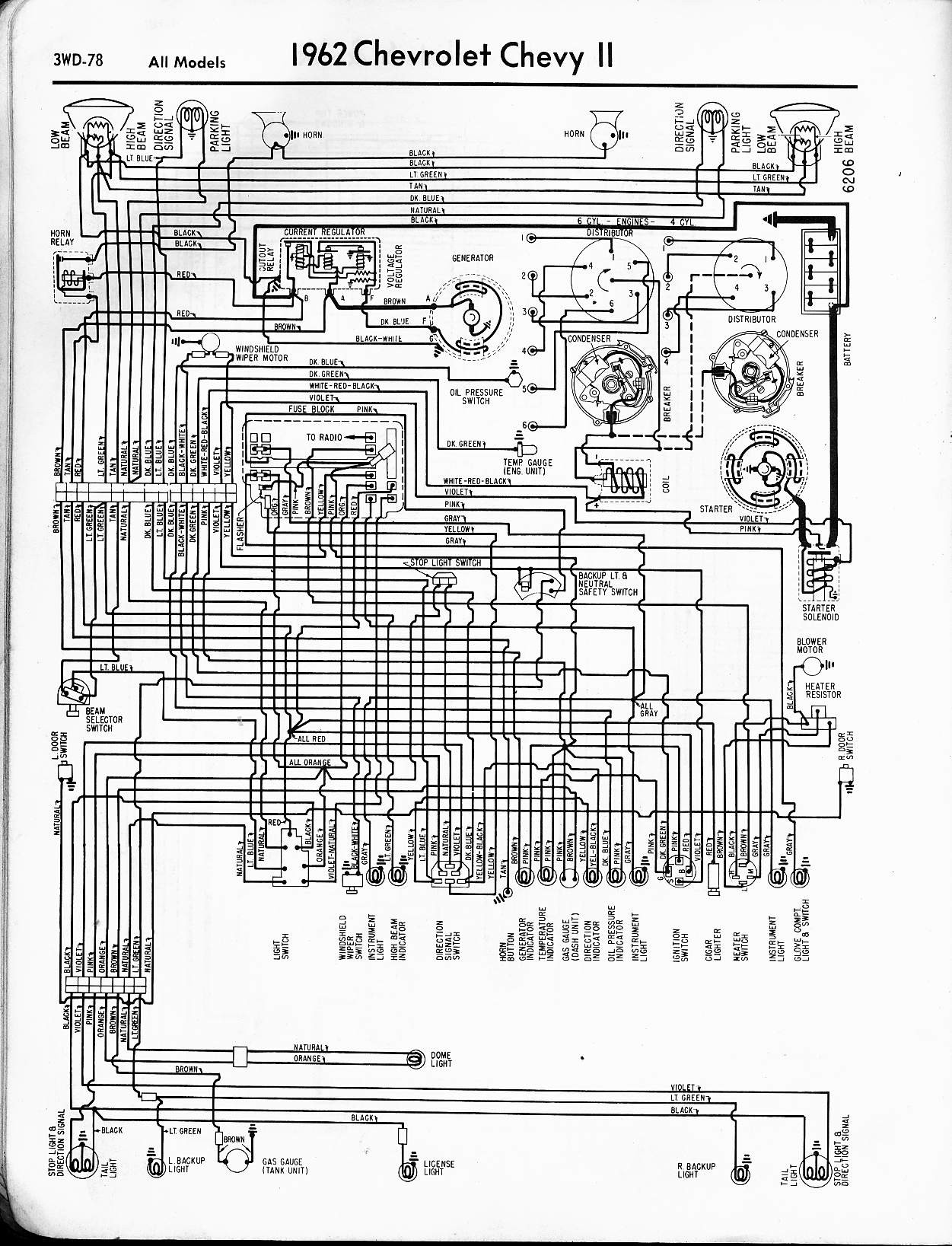 1962 chevy wiring diagrams - wiring diagrams site form-light -  form-light.geasparquet.it  geas parquet