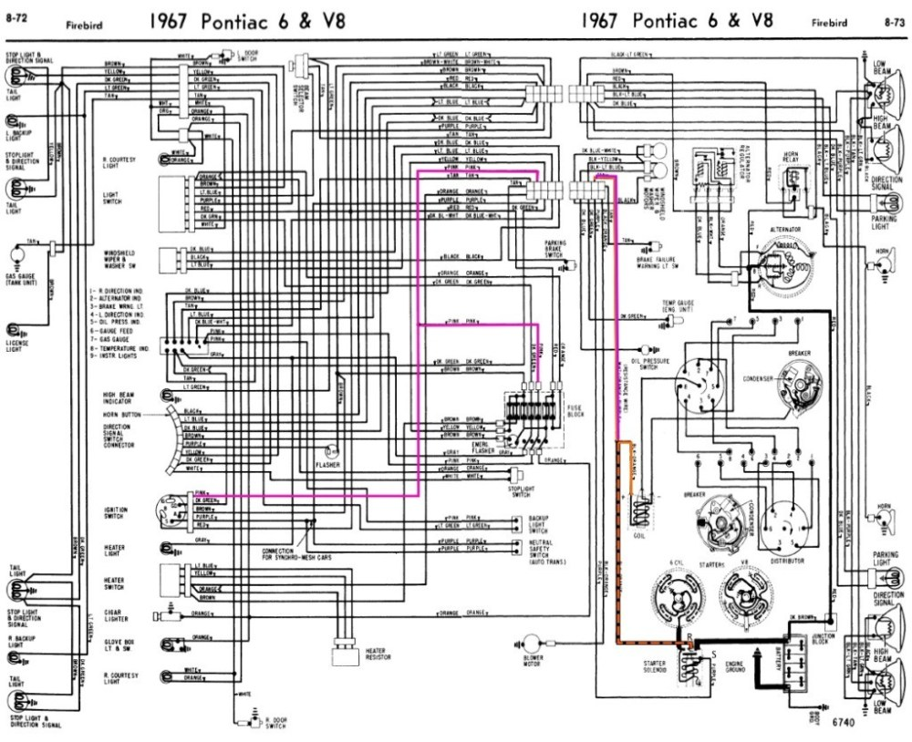 medium resolution of 1964 pontiac grand prix wiring diagrams