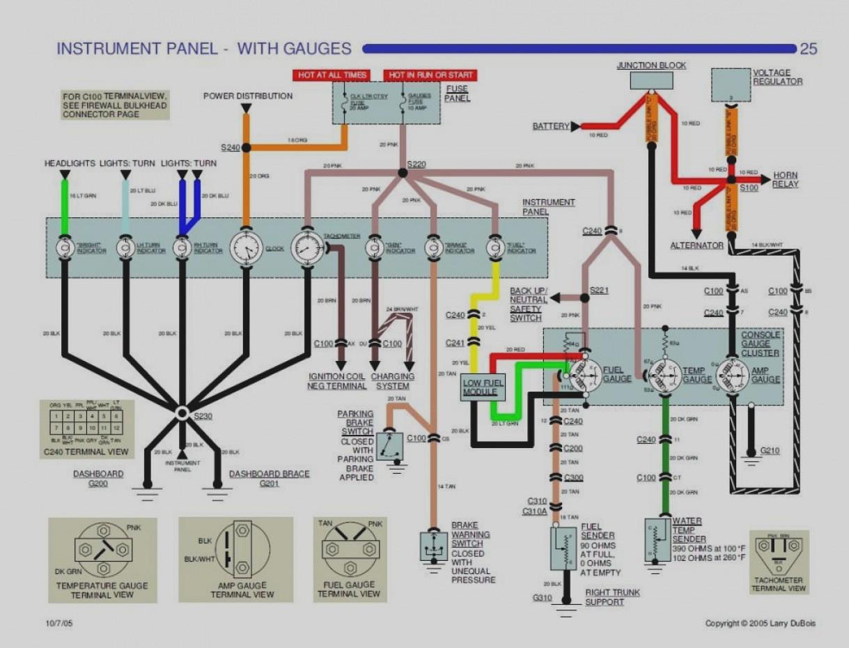 1969 camaro tach wiring diagram free picture