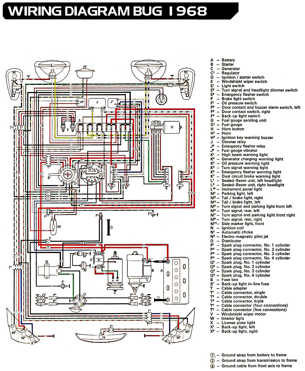 hight resolution of 1973 volkswagen wiring diagram wiring diagram database starter wiring diagram beetle 1973