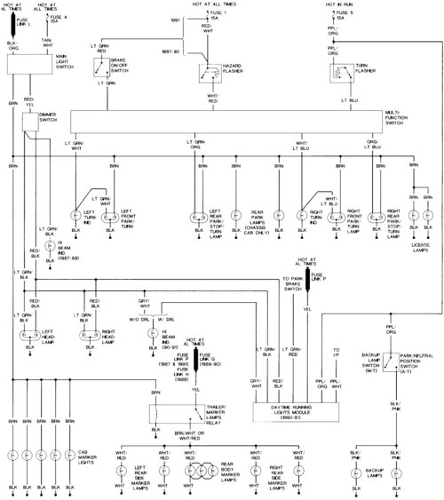 small resolution of 1995 ford f150 wiring diagram wiring diagram image 1990 ford f 250 ac diagram 1990
