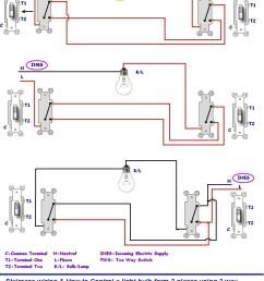 double light switch wiring diagram best wiring diagrams 2 way light switch lighting diagram inside [ 936 x 1227 Pixel ]
