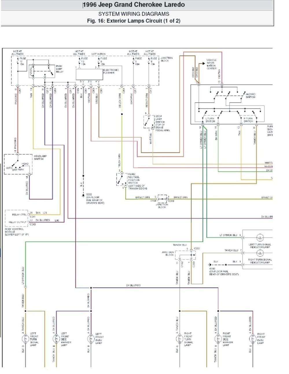 medium resolution of 2000 jeep grand cherokee laredo powertrain wiring harness 92 jeep cherokee alternator wiring 2000 jeep cherokee