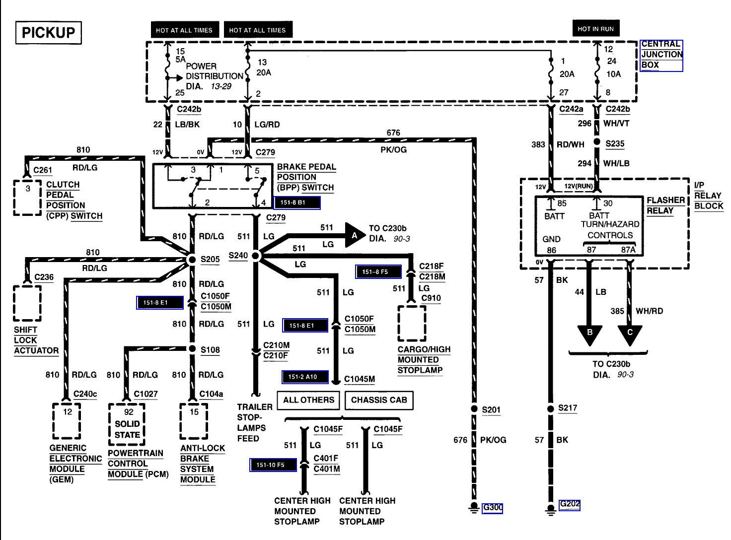 Ford F 550 Wiring Diagram