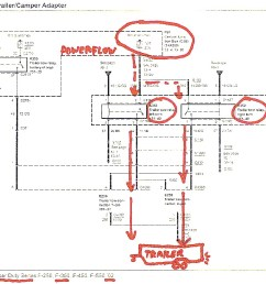 01 f250 trailer wiring diagram diy wiring diagrams u2022 2008 f550 wiring diagram 2001 [ 1024 x 860 Pixel ]