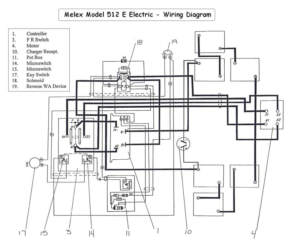 medium resolution of yamaha 48 volt golf cart forward reverse wiring diagram for a 1998 yamaha golf cart wiring