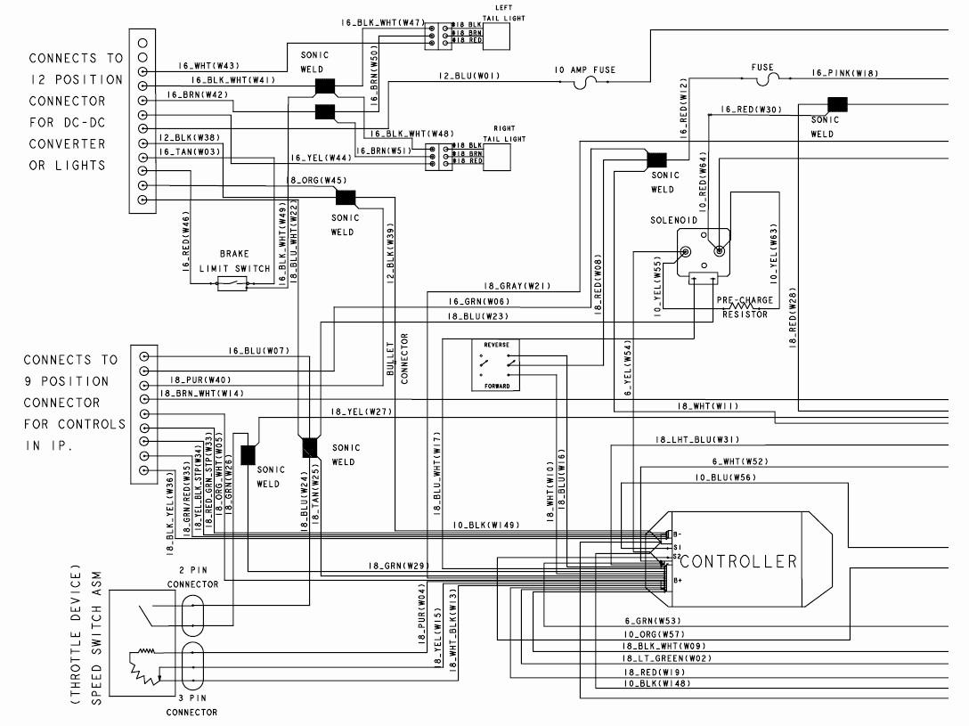 Melex Golf Cart Wiring Diagram Fuses Wiring Diagram