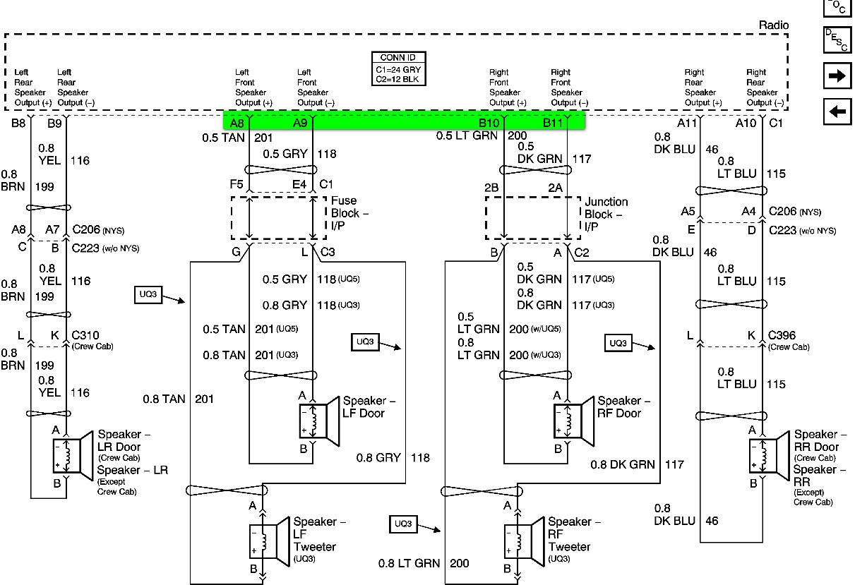 Gmc Yukon Wiring Diagram