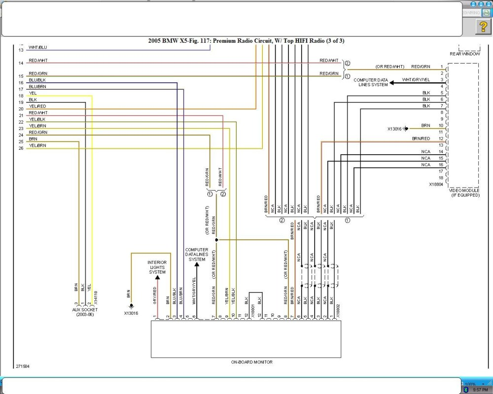 medium resolution of bmw 335i radio wiring wiring library bmw 335i fuse box location 2007 bmw 335i radio wiring