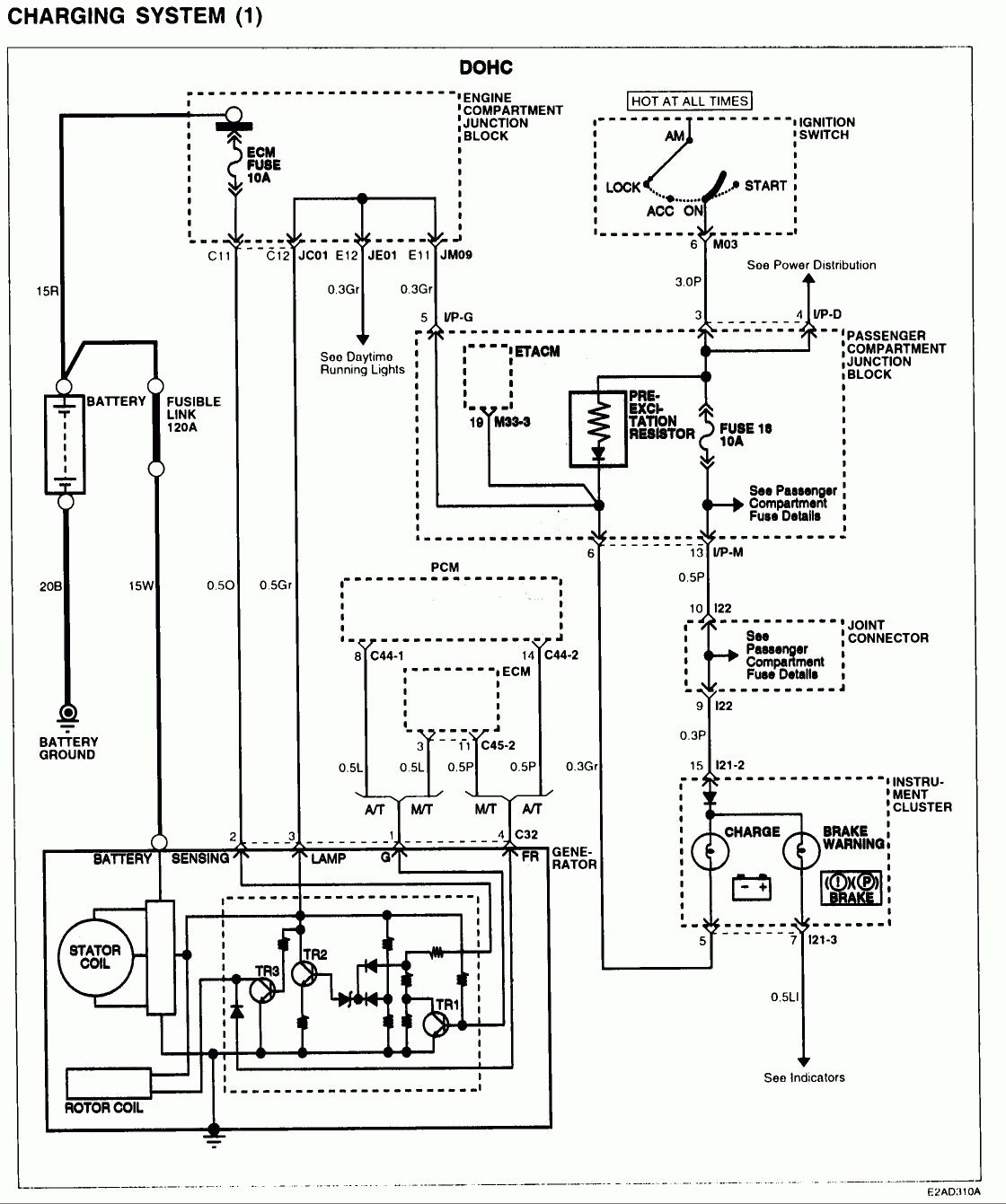 2002 Hyundai Santa Fe Wiring Diagram - Wiring Diagrams on