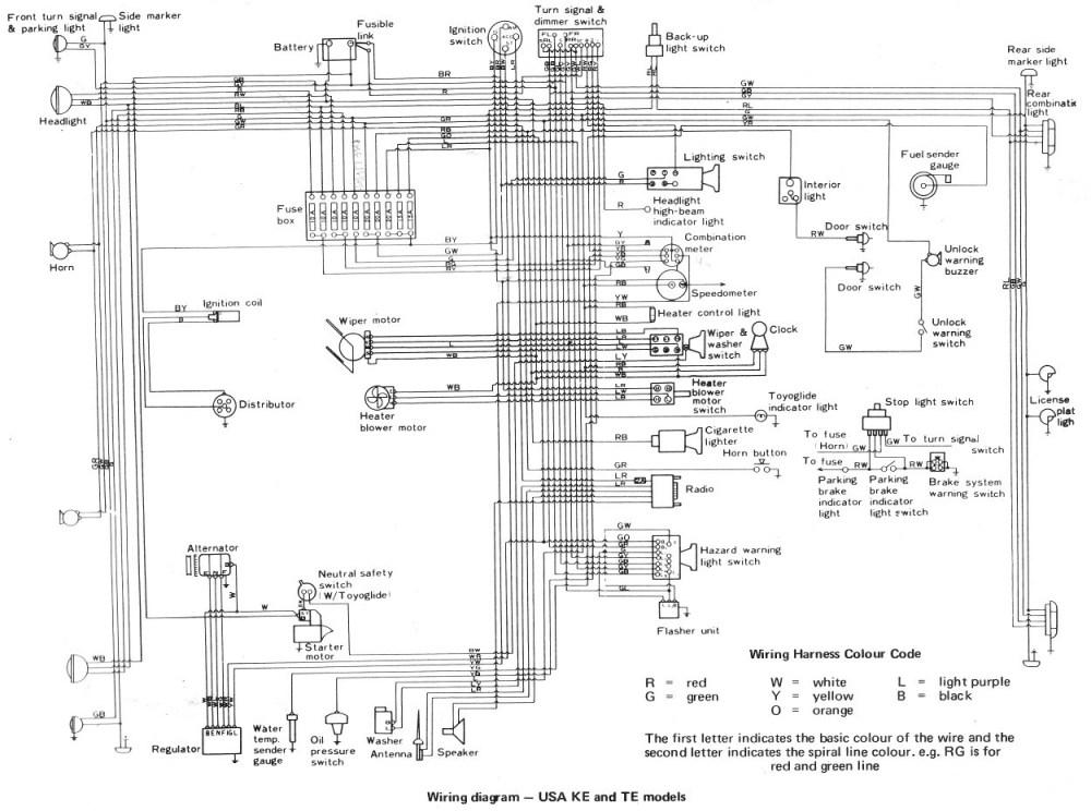 medium resolution of toyota corolla schematic wiring diagram show toyota corolla manual transmission fluid change toyota corolla schematic