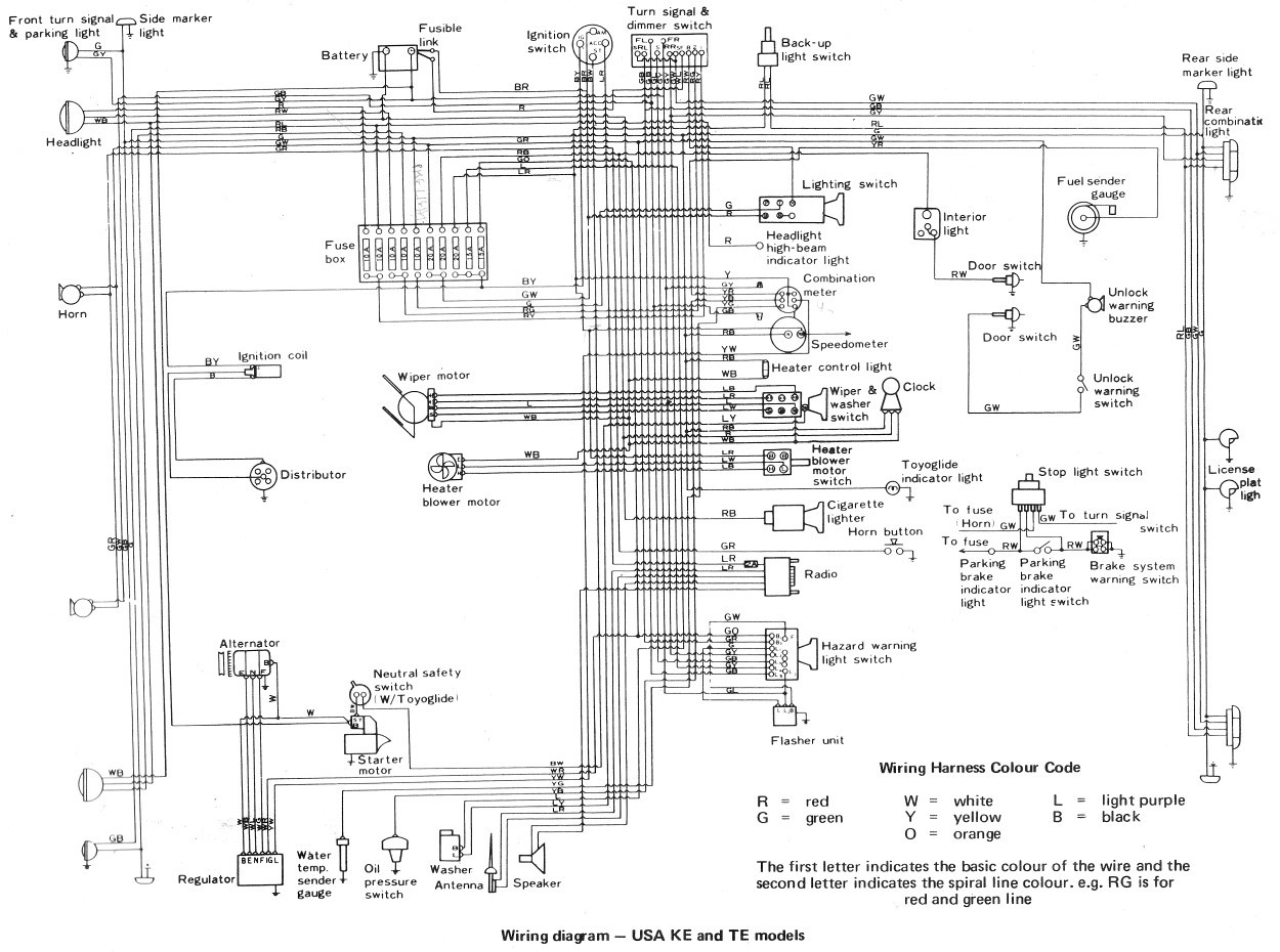 hight resolution of 1979 toyota corolla engine diagram schematic diagram database 1974 toyota corolla wiring diagram wiring diagram img