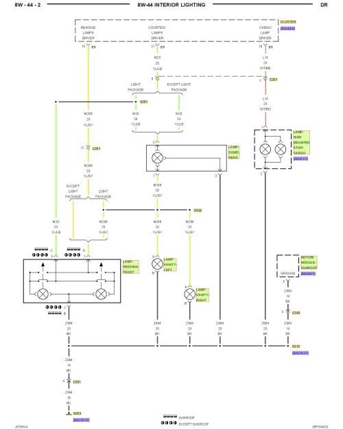 small resolution of 2003 dodge ram electrical diagram wiring database 2004 dodge ram 1500 car radio wiring diagram dodge